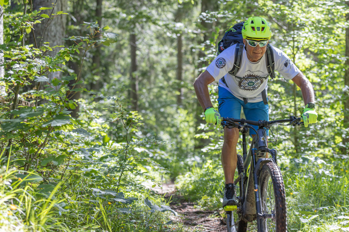 Mountainbikeguide am Tegernsee